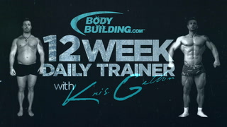 Intro   12-Week Hardcore Daily Video Trainer With Kris Gethin