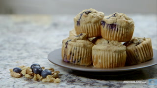 Protein Blueberry Muffins | Quick Recipes