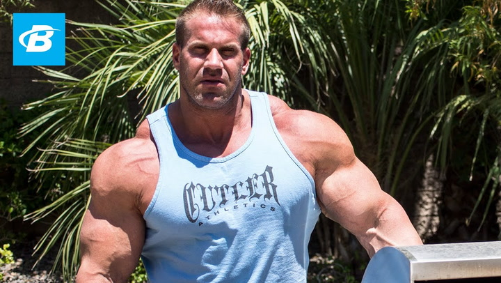 How to Eat for Mass | Jay Cutler Living Large