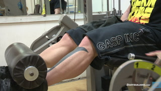Day 43 | DTP Extreme Legs and Calves Workout | Kris Gethin's 12-Week Muscle-Building Trainer