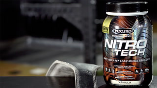 Nitro-Tech by MuscleTech