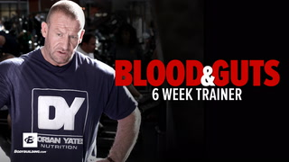 Dorian Yates' Blood & Guts Training Program