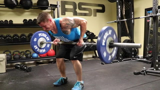 The Perfect Home-Gym Back Attack   Curtis Bartlett