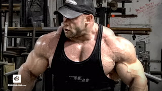 IFBB Pro Branch Warren's Shoulder Workout for Mass | Classic Workout