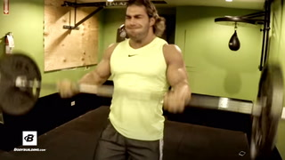 Arms, Abs, & Calves Cluster Set Workout   30 Days Out   Day 10