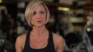Training with Jamie Eason