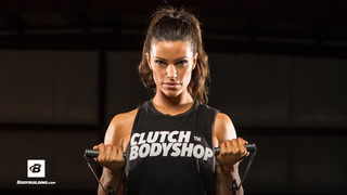 Day 17 | 45 Minute at Home Strength Workout | Clutch Life: Ashley Conrad's 24/7 Fitness Trainer