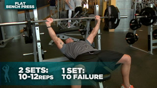 Day 29: Chest, Shoulders & Triceps Workout | Labrada Lean Body Trainer