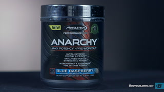 Muscletech Anarchy Pre-Workout | Science-Based Overview