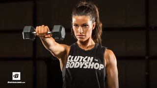 Day 10   40 Minute at Home Strength Workout   Clutch Life: Ashley Conrad's 24/7 Fitness Trainer