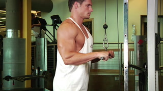 Triceps Pushdown - Tricep Exercise