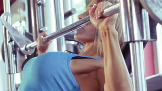 Jessie Hilgenberg's Shoulder Smash Workout