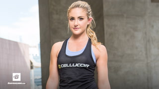 Alex Silver-Fagan | Cellucor Athlete Profile