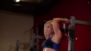 Dumbbell Triceps Extension - Triceps Exercise