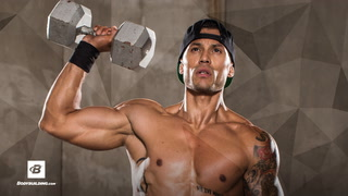 Shoulders & Hybrid Training | Ripped Remix | Day 20