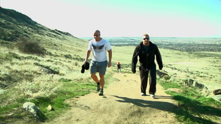 Day 48   Getting Fresh Air For Cardio: 12-Week Hardcore Daily Video Trainer With Kris Gethin