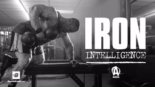 Iron Intelligence Trailer | Evan Centopani's 12-Week Training Program