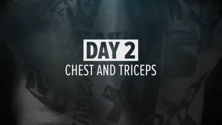 Day 2 | Chest and Triceps Workout | Kris Gethin's 12-Week Muscle-Building Trainer