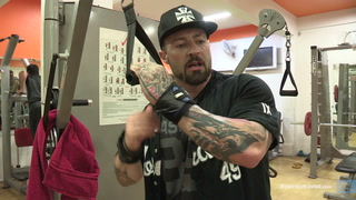 Day 72 | DTP Extreme Chest and Triceps Workout | Kris Gethin's 12-Week Muscle-Building Trainer