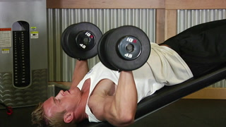 Decline Dumbbell Bench Press - Chest Exercise