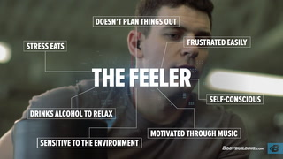 The Feeler   James Grage's Rewired Fitness Trainer