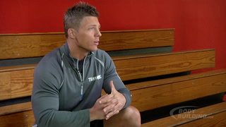 Training With Steve Cook