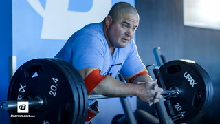 Guide to a Strong Life | Mark Bell Athlete Profile