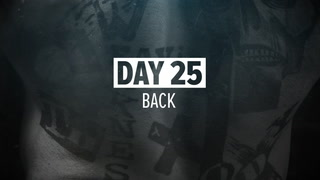 Day 25 | FST-7 Back Workout | Kris Gethin's 12-Week Muscle-Building Trainer