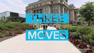 3 Outdoor Moves for Your Next Workout