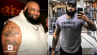 Even At 600 Pounds, Pat Knew Change Was Possible   The Spark Transformation Story