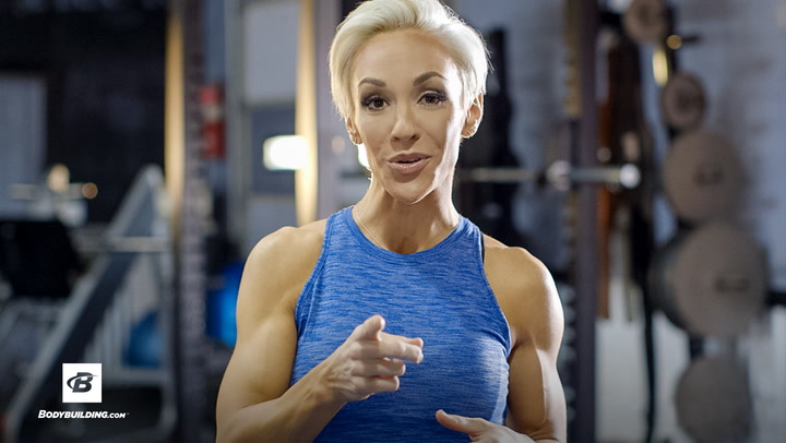 What Men Need To Know About Women And Fitness   Jessie Hilgenberg
