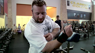 Day 16 | Back & Biceps Workout: 12-Week Hardcore Daily Video Trainer With Kris Gethin