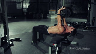 MFT28 Chest Workout | Greg Plitt's 4-Week Military Fitness Trainer