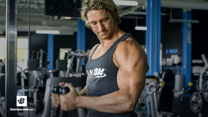 How To: Cable Hammer Curl   Shaun Stafford