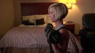 Jamie Eason LiveFit 12-Week Trainer: At-Home Workout - Pull Day