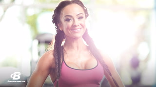 6 Moves For Stage-Ready Shoulders | IFBB Bikini Pro Caryn Paolini
