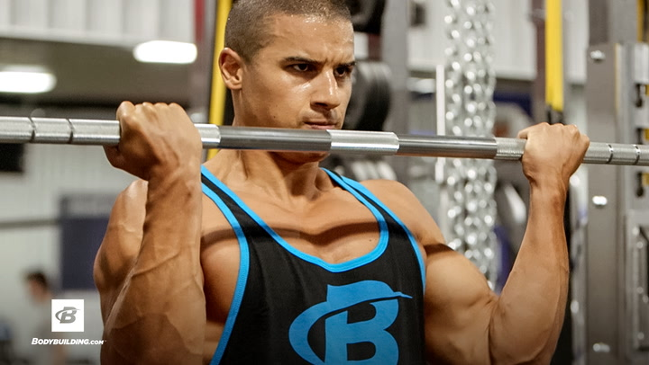 Lean Strength: Back and Biceps Workout | Lee Constantinou