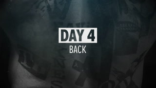 Day 4   Back Workout   Kris Gethin's 12-Week Muscle-Building Trainer