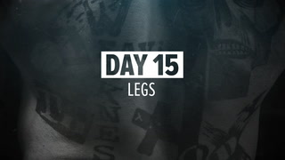 Day 15 | Y3T Legs Workout | Kris Gethin's 12-Week Muscle-Building Trainer