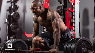 Challenge Yourself   Rise & Grind: Six-Week Muscle-Building Plan