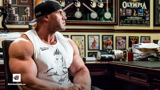 What's the Secret? There Is No Secret | Jay Cutler Living Large