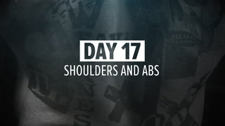 Day 17 | Y3T Shoulders and Abs Workout | Kris Gethin's 12-Week Muscle-Building Trainer