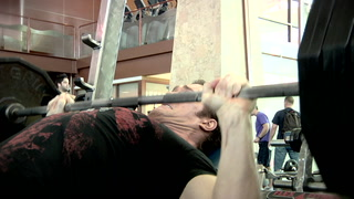 Mike O'Hearn's Chest Workout   Power Bodybuilding Training Program