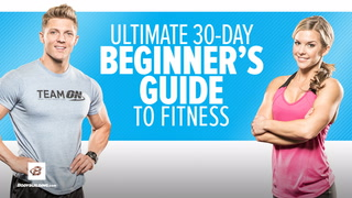 Ultimate 30-Day Beginner's Guide To Fitness | Training Program