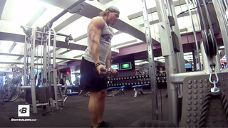 Arms and Abs Workout | 30 Days Out | Day 24